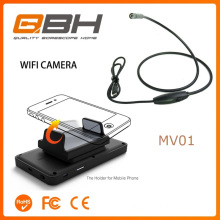 Smartphone Wireless Wifi Endoscope Borescope 5.5mm Lens Waterproof 4LED Adjustable Endoscopy Camera For iPhone and Android
