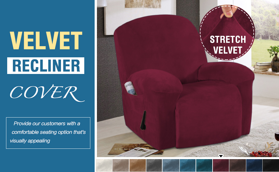 Recliner Chair Couch Cover