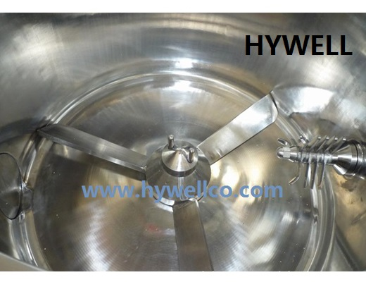 High Shear Mixing Granulator