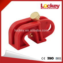 Easily Installed Convenient Electrical Circcuit Breaker Lockout without tools