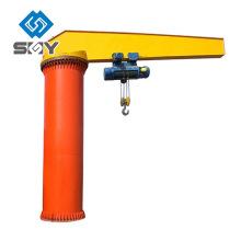 Elektrischer Schwingen-Arm-Hebemaschinen-Pfosten-Kran reparierte Kran 1T 2T 3T