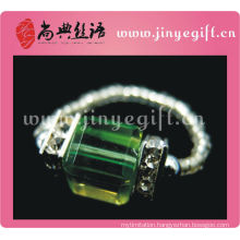 Chinese Traditional Emerald Cultural Charms Fake Crystal Stone