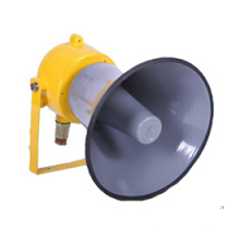 loud explosion proof loudspeaker with explosion proof telephone
