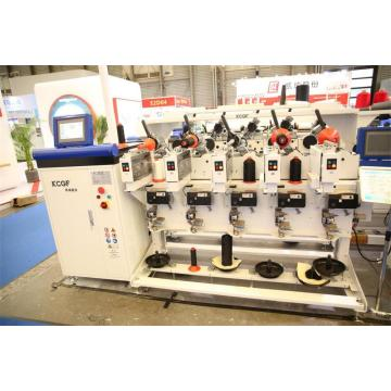 KC212D INTELLIGENT YARN WINDING TRIND WINDER