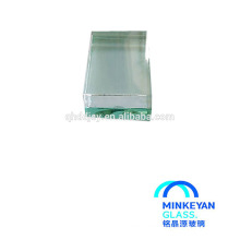 12mm tempered interior glass door for shower