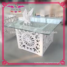 Hot Design Sino Furniture Wedding White Table
