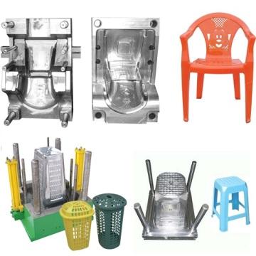 Moule en plastique de chaise d'accoudoir d'injection de meubles