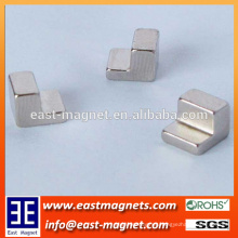 chair shape magnet for sale/special shape ndfeb magnet for sale