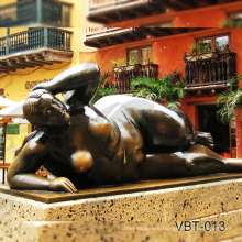Famous Design Abstract Nude Woman Statue with High Quality