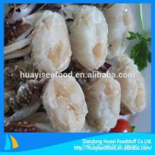 Nós fornecemos principalmente congelados metade cortar azul caranguejo natação com preço competitivo