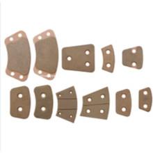 Auto cerâmica botões de embreagem com alta qualidade