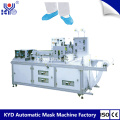 Sepatu PE cover Making Machine