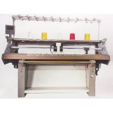 Machine à tricoter à linge plat informatisé pour un Jersey simple (TL-152)