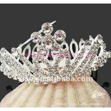 Coroa da festa do casamento