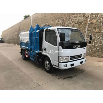 2020 Rear Loader Garbage Compactor Truck