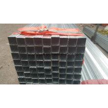Pre Galvanized Square Steel Pipes