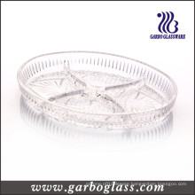Clear Big Glass Plate (GB1728FZ)