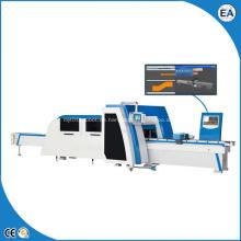 Hydraulische Stanz- und Schermaschine für Sammelschiene