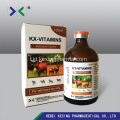 Vitamin B12 dan Butafosfan Injection 100ml