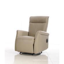 Electric Recliner Sofa USA L&P Mechanism Sofa Down Sofa (C409#)