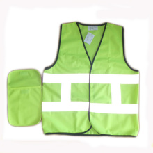 Traffic High Visibility Reflective Vest with small pocket