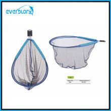 Magnet End and Climbing Button Carabiner Fly Fishing Landing Net Fishing Net