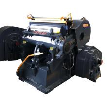 Manual Paper Platen Press Carton Box Creasing Die Cutting Machine