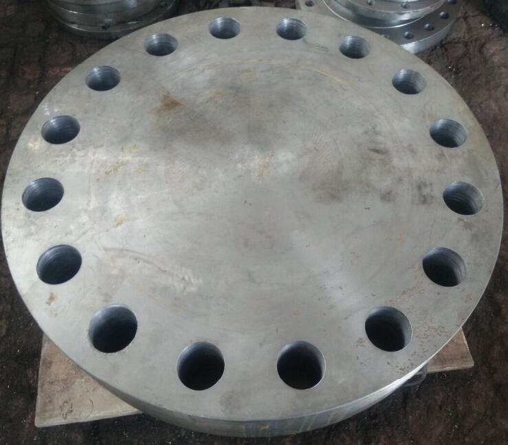 forged blind flange RF