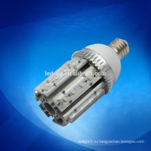 24W высокие люмены e40 базы привели уличный фонарь замена ламп привело уличный фонарь