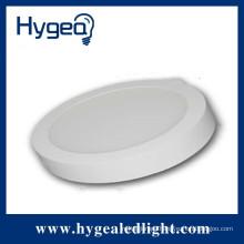 6W hot new product , round , surface mounted led panel light