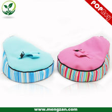 light weight bean bag baby bed for outdoor use