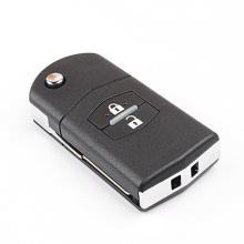 Best price  car blank key  2 button  car remote key  wiht 83 433 MHZ
