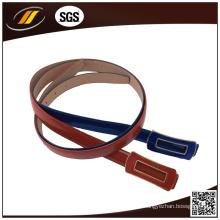 New Fashion Lady PU Belt com design especial Buckle