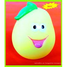 Juguete ligero de la decoración del plástico LED de la manera del vinilo de los niños para la promoción
