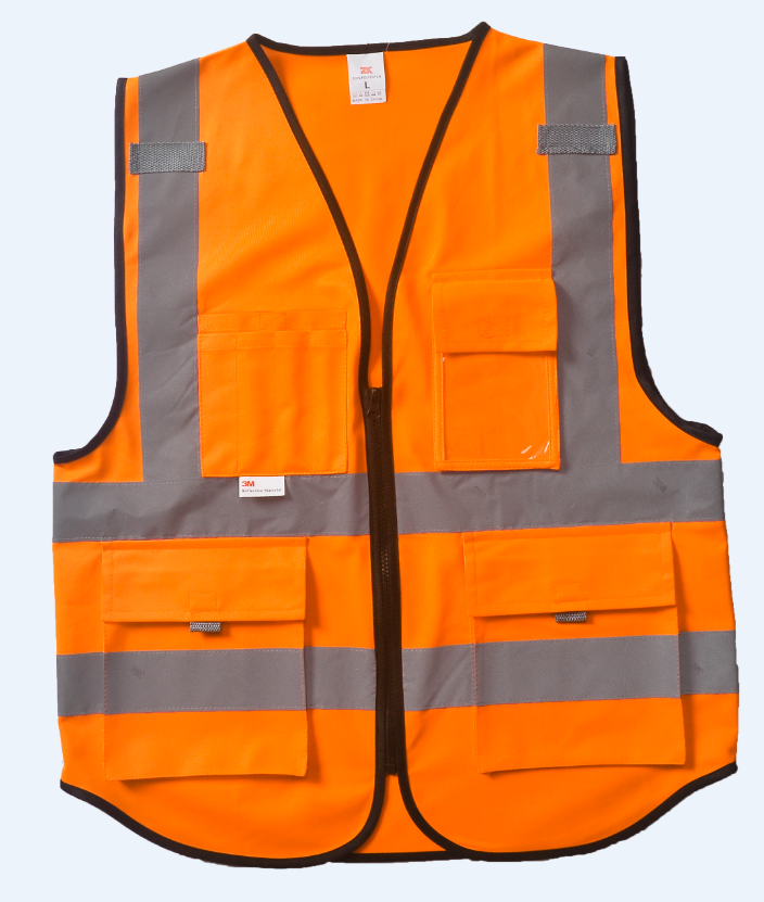 Road Warning Jacket