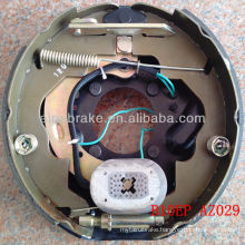 Electric Brake Plate with hand lever 2000kg trailer part