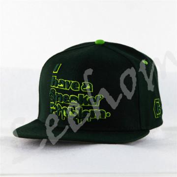 Nouveaux chapeaux Snapback pour l'année Flat Brim pour promotionnels