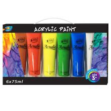 2017 vente chaude Haute lumière non-toxique Peinture acrylique