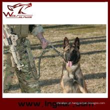 Treinamento de cão cinta cinto militar tático Bungee cão coleira Sling