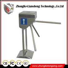 304 Trípode de acero inoxidable Sistema de control de acceso de torniquete Puerta automática