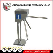 Sistema de control de acceso de puerta automático de torniquete trípode de alta calidad