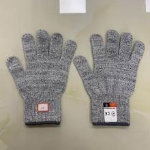 PE / Glasfaser geschnittene beständige Handschuhe