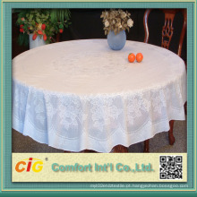 Toalha de mesa de PVC Toalha de mesa de renda