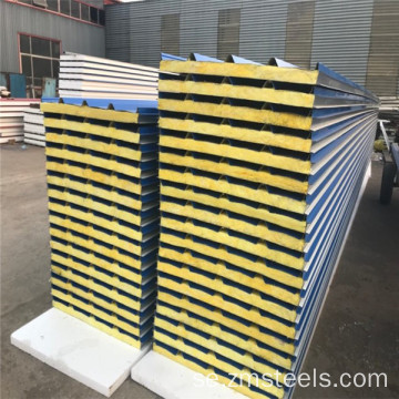 Rockwool Sandwich Panel Roof Tile