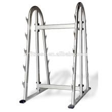 equipamentos de ginástica nomes barbell rack (XC32)