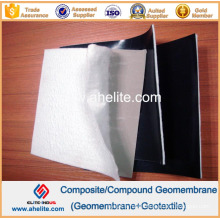Geotextile Composite Compound Geocomposite LDPE HDPE LLDPE Geomembranes