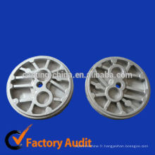 Pièces de moulin de bavure de moulage en métal pour des pièces de machines agricoles