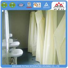 Ampliamente utilizado prefabricado barata baño ducha