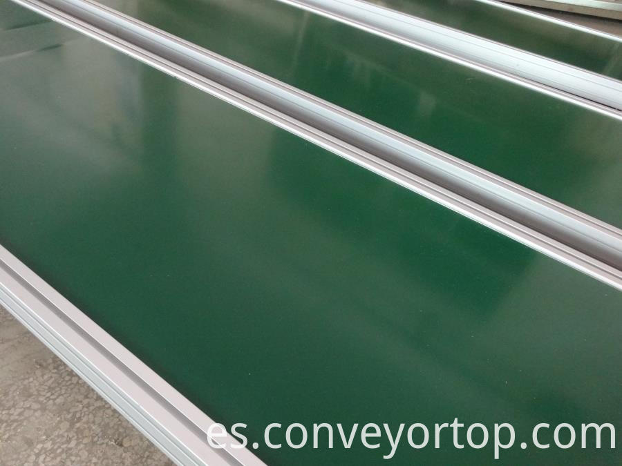 ESD PVC Belt Conveyor