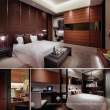 Muebles del hotel del apartamento (EMT-SKA01)